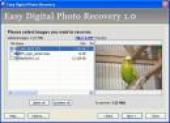 Easy Digital Photo Recovery 2.3