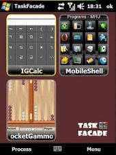 Task Facade 4.0 для Pocket PC и WM - описание,
